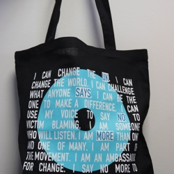 UK SAYS NO MORE Official Tote Bag