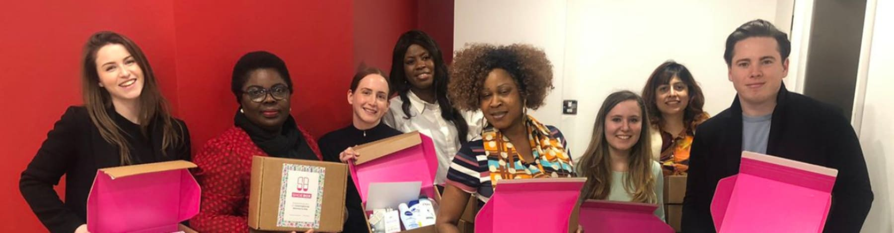 Cognifide Donate Hundreds of Toiletries to Women In Crisis