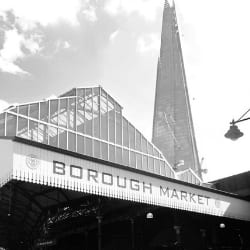 Photography Cards: Borough Market