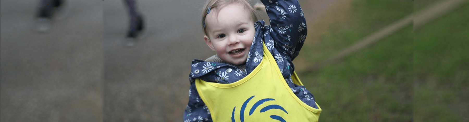 Meet Hestia's youngest fundraiser